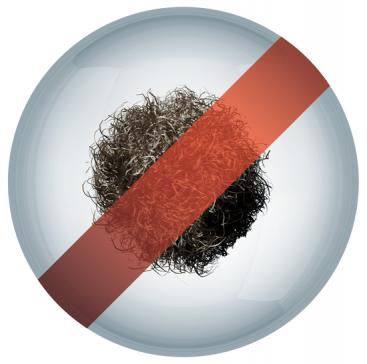 Anti-Hairball
